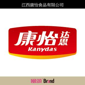江西康怡食品品牌标志设计